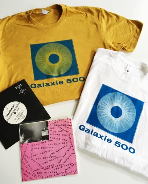 Galaxie 500 merchandise