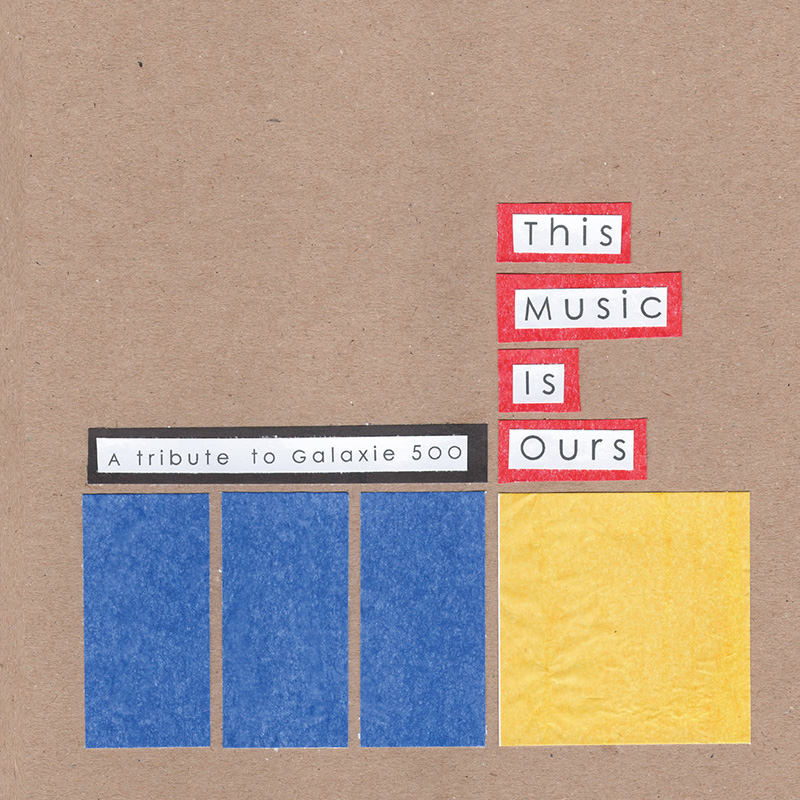 Cover of the This Music Is Ours CD